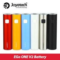 100 Original Joyetech EGo ONE V2 Battery 1500mah 2200mAh Electronic Cig In Built Battery 2200mAh 1500mah