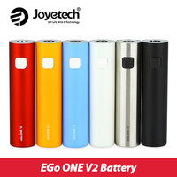 100 Original Joyetech EGo ONE V2 Battery 1500mah 2200mAh Electronic Cig In Built Battery 2200mAh 1500mah