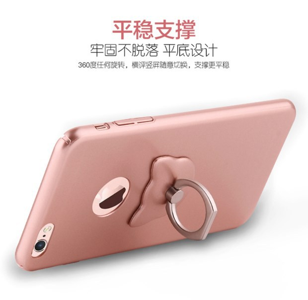 New circular ring bracket round <font><b>cell</b></font> <font><b>phone</b></font> ring buckle multi &#8211; functional metal stent lazy stent for iphone5/6S/<font><b>7</b></font> plus