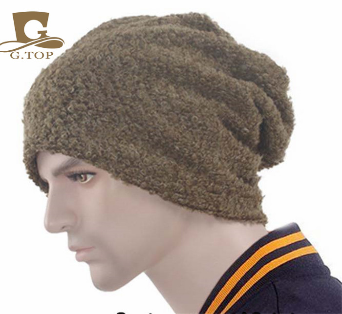 Knitting Pattern For Loose Beanie : Popular Loose Beanie Hat-Buy Cheap Loose Beanie Hat lots ...
