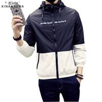 Men Sun Resistant Baseball Jacket Rash Guards Smart Casual Coats Men 2018 New Spring Autumn Jackets