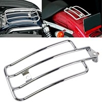 High Grade Metal Steel Solo Seat Rear Fender Luggage Rack Sportster Support Shelf for Honda Yamaha Kawasaki Suzuki