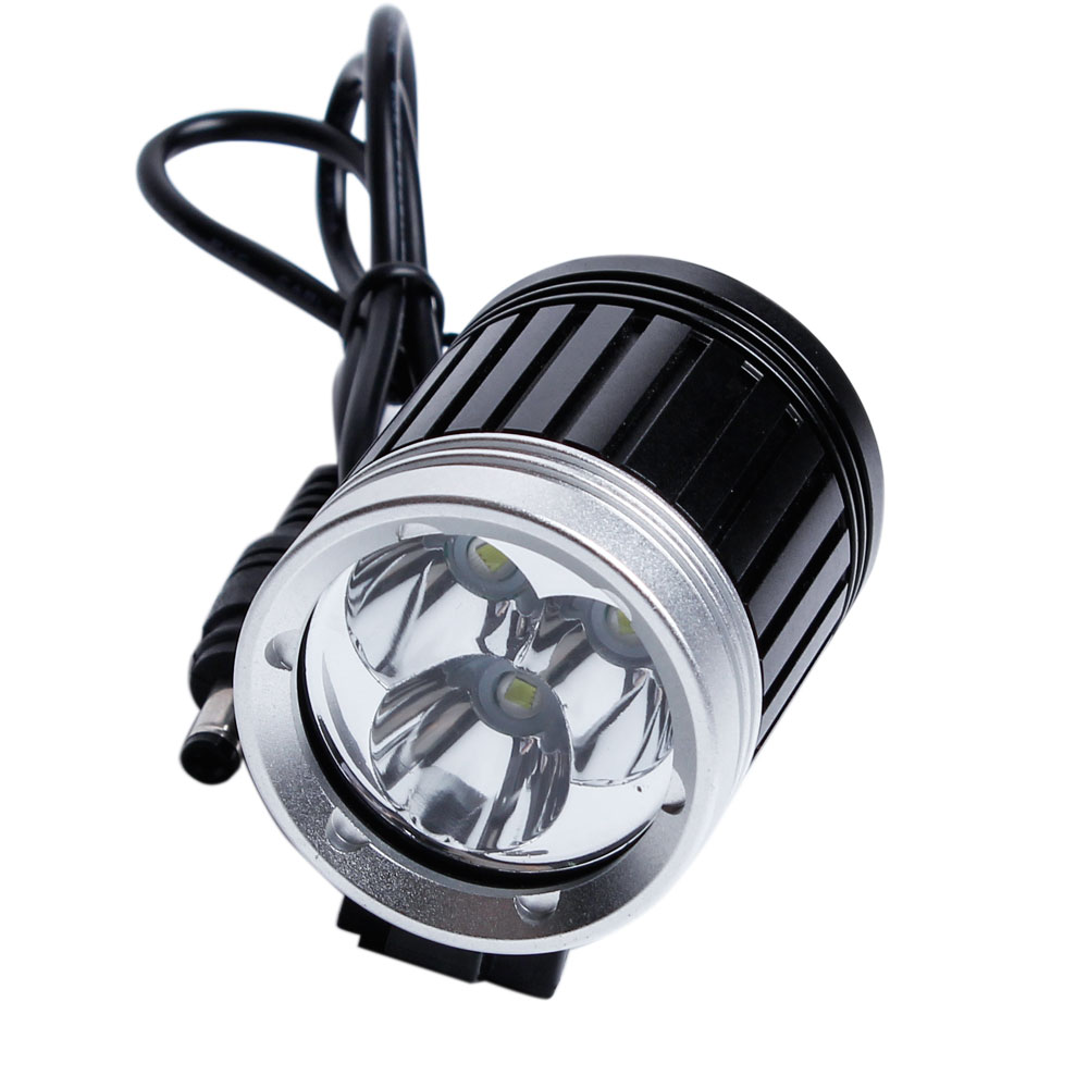 D3 LED Flashlight Bicycle Front Light 3* T6 Front LED Bike light Flash Lamp Cycling Headlight Head front Lights Waterproof Torch