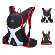 купить Cycling Backpack with 2L Water Bag Waterproof Outdoor Camping Bags Motorcycle Travel Sport Running Bags Bicycle Bike Sports Bag недорого
