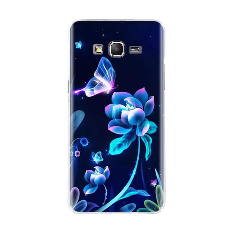 Dành Cho Samsung Grand Prime Ốp Lưng G530 G531 Bao 3D Túi Mềm TPU Coque Fundas Dẻo Silicone Dành Cho Samsung Galaxy Grand Prime ốp Lưng Điện Thoại
