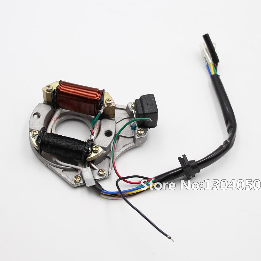 medium resolution of complete electrics atv klx stator 50cc 70cc 110cc 125cc coil cdi c7hsa spark plug wiring harness quad buggy new in motorbike ingition from automobiles