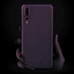 Image 3 - Carbon Fiber Case Voor Huawei P20 P20 Pro Case Matte Cover Voor Huawei P30 P40 Mate 20 Pro Mate 30 30 Pro Case Ultra Dunne Cover