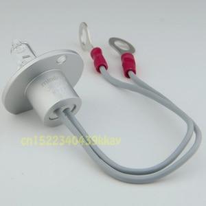 Image 2 - Original mindray bs200/bs220/bs330/bs400/bs800 lâmpada analisador de química mindray jm 12v20w lâmpadas de fonte de luz bioquímica