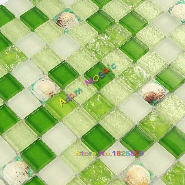 Piastrelle bagno mosaico verde piastrelle bagno mosaico - Bagno mosaico verde ...