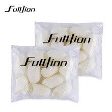 10 stk / taske kvindelige friske naturlige silkeorm kokoner Skønhed Sund hudpleje kvinder ansigtspleje hvidvaskning Rengøringsprodukter