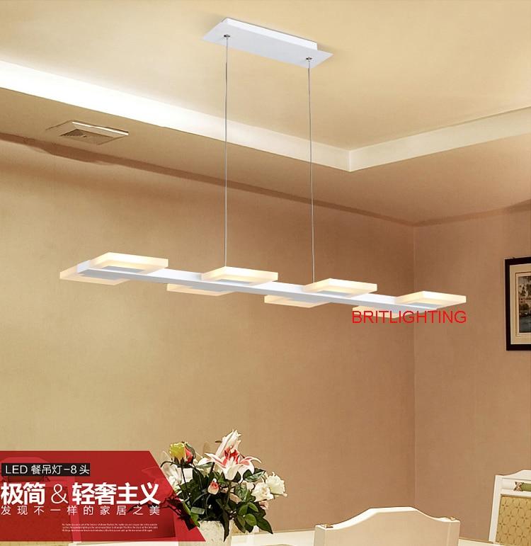 aliexpresscom acquista led apparecchi di illuminazione cucina lampade moderne per la sala da pranzo ha condotto cavo luce del pendente contro