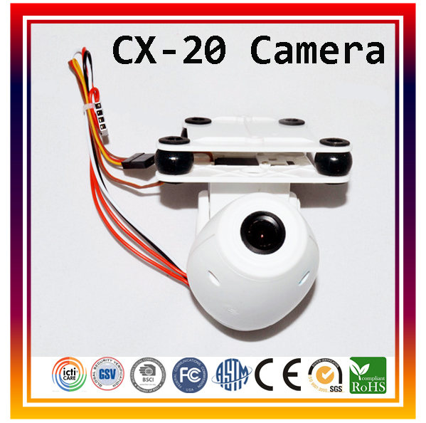 Original Cheerson CX-20 RC Professional Drones with Camera HD 5 Mega-pixel RC Quadcopter Parts 720P DVR remote antenna parts for cheerson cx 20 rc quadcopter