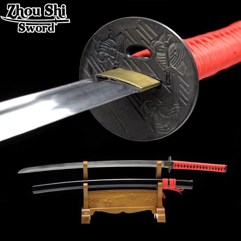 Platinum Quality Fully Handmade Japanese Katana Samurai Sword Katana