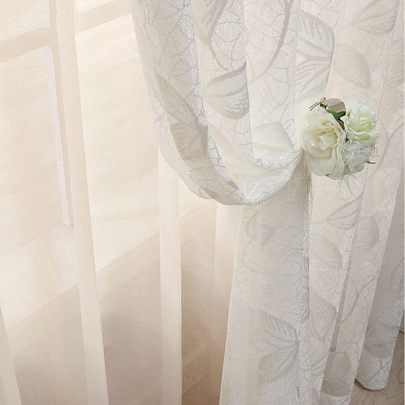 Sheer rideaux noir promotion achetez des sheer rideaux noir promotionnels sur for Rideaux pour salon noir blanc