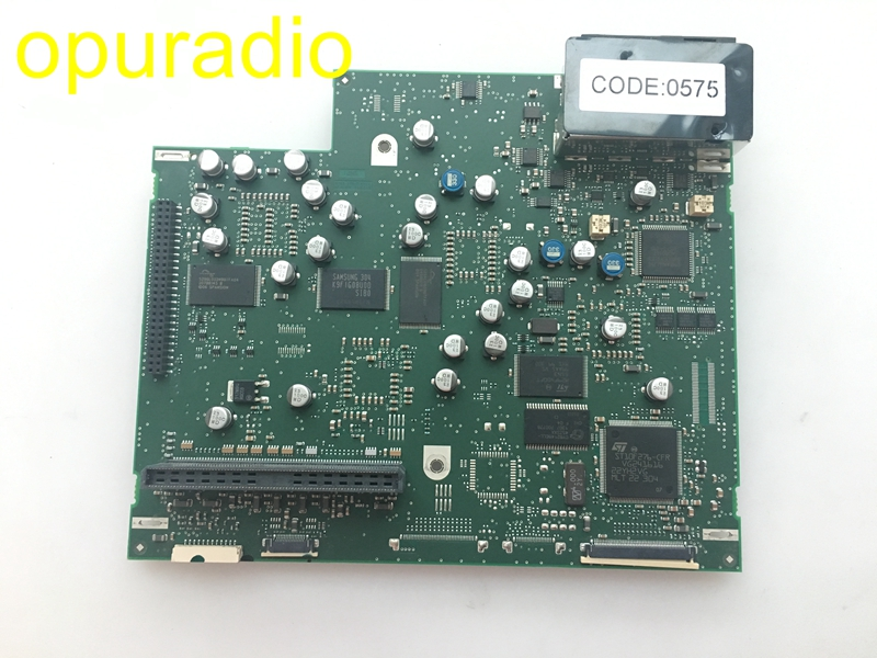 BRAND NEW RNS510 LED series main Board with code For RNS 510 Navigation system RNS510 motherborad mainboard - ANKUX Tech Co., Ltd