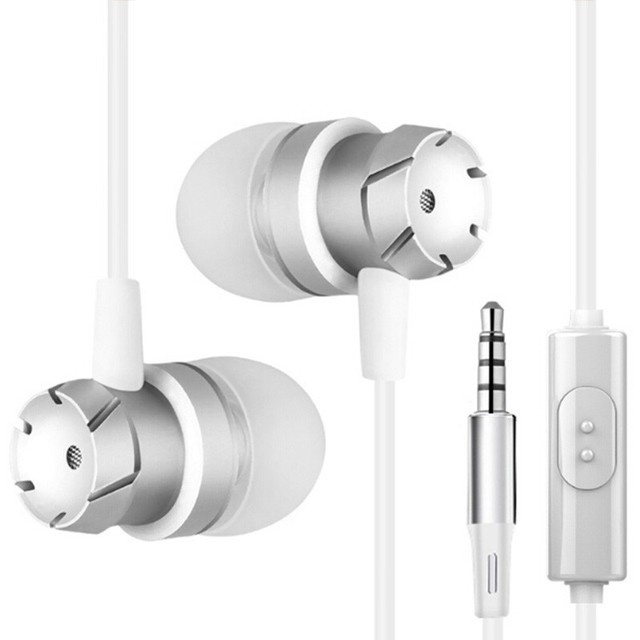 3 5mm Jack In Ear Wired Super Bass Earbuds for Sigma X treme IO68 Bobber