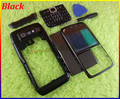 BLACK NEW ARRIVAL 100% Brand New FULL Housing Case Cover For Nokia E71+Button+Keypad +Open Tool Free Shipping