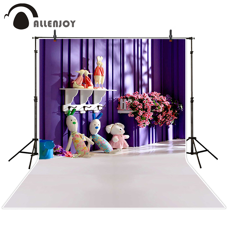 kate photographic background Purple flower doll children backdrops princess christmas scenic customize 8x8 сумка kate spade new york wkru2816 kate spade hanna