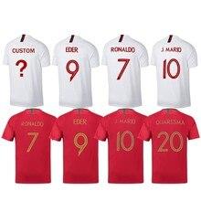 13231d30fa Superior calidad tailandés de la Copa del Mundo de 2018 Portugueses Casa de  fútbol Jersey 18 19 Ronaldo adulto camiseta de fútbo.