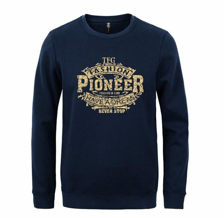 Pioneer Camp new autumn Winter fashion men hoodies casual cotton thicken fleece male pullover tracksuit mens crewneck sweatshirt Pioneer Camp new autumn Winter fashion men's sweater's HTB17vfYLVXXXXX7XFXXq6xXFXXXX