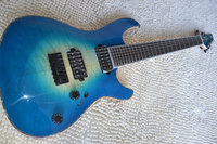 Latest Finished 7 Strings Mayones Electric Guitar 24 Frers Maple Quilted Top Neck Through guitarra guitarra electrica