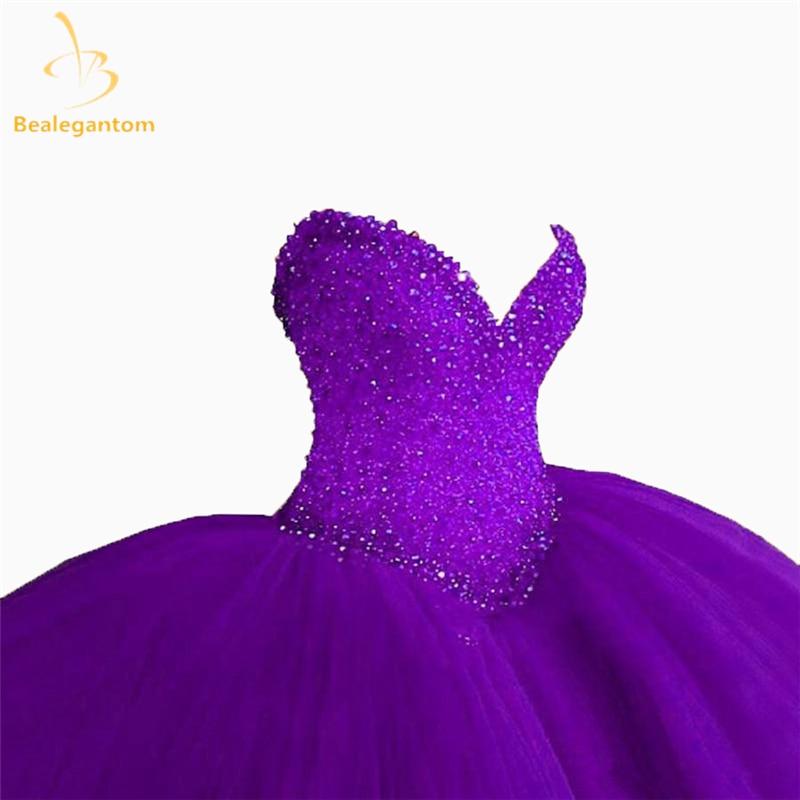Bealegantom Red Sweetheart Quinceanera Suknie 2017 Suknia Balowa - Suknie specjalne okazje - Zdjęcie 4