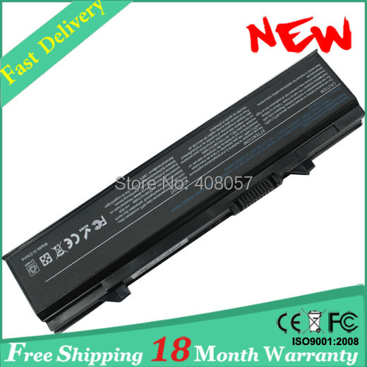 Replacement Laptop Battery For Dell Latitude E5400 E5410 E5500 E5510 KM769 KM742 451-10616 312-0769 312-0762 4400mah 6 cells high capcity 12 cells laptop battery for dell for inspiron 1100 1150 5100 5150 5160 for latitude 100l 312 0079 451 10183 u1223