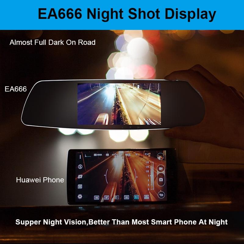 E-ACE 5 дюймдік сенсорлық экран Car Dvr Full HD - Автомобиль электроникасы - фото 2