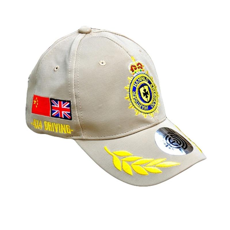 Outdoor Summer Sports Baseball Cap men woman Tactical Baseball Golf Shade cap Hunting Camping embroidery Leisure Shade hats