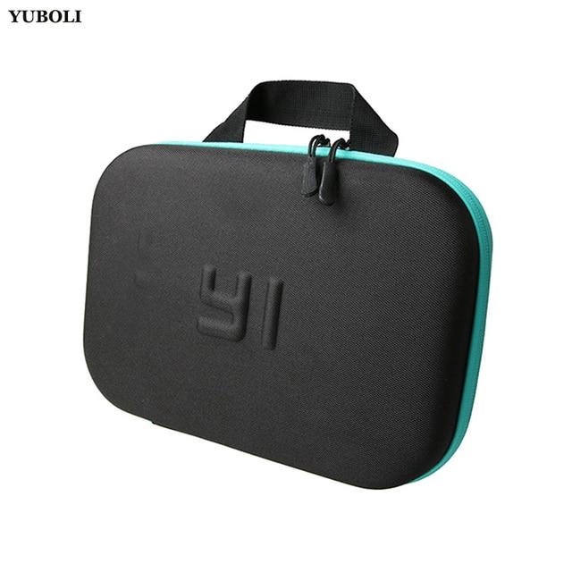 Yuboli portátil proteção à prova de choque coleção saco de armazenamento caso para gopro go pro herói 5 4 3 3 + sjcam xiaomi yi xiao yi 4k 2