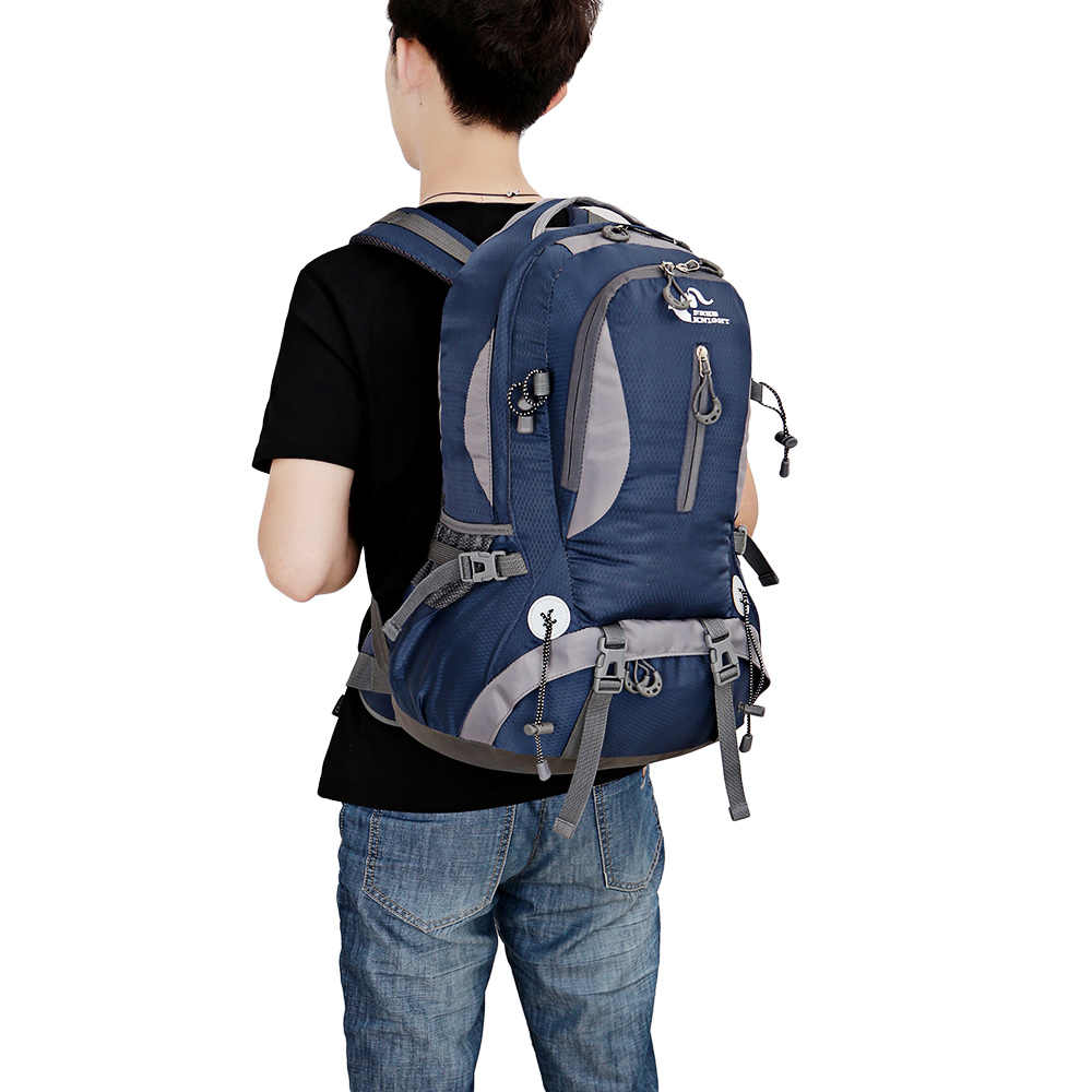 074c659848 ... FREE KNIGHT 0398 30L Lightweight Water Resistant Backpacks Climbing  Camping Hiking Backpack Outdoor Sport Bag Backpacks ...