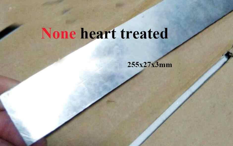 قطرات خطوط لوحة سكين دمشق نمط الصلب شفرة أدوات إنتاج مواد ديي (غير المعالجة غير التخليل)