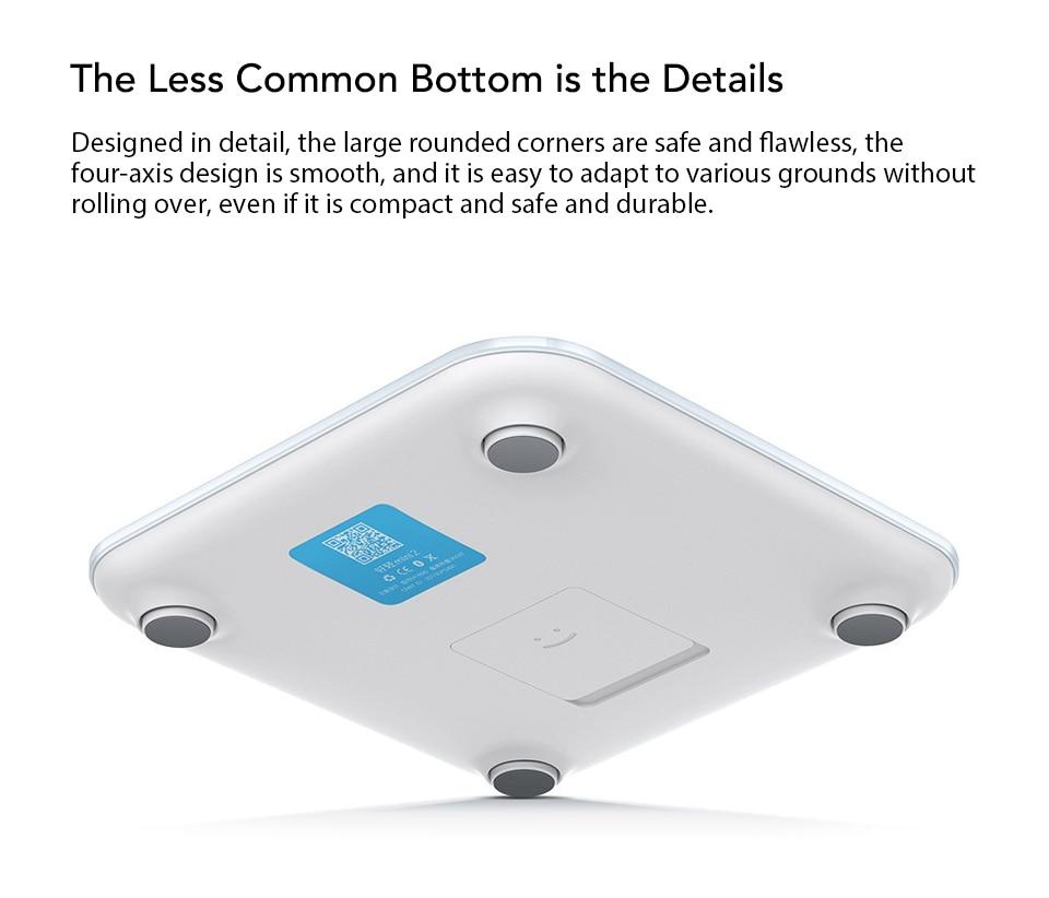 Xiaomi YUNMAI Fat Scale Mini 2 Balance Smart Body Fat Scale Smart Data Analysis APP Control Digital Weighing Tool Xiomi Xaomi (11)
