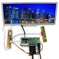 DVI  VGA lcd плата контроллера RT2281 с 12 3 дюйма 1280x480 LQ123K1LG03 ЖК-панель