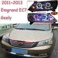 HID,2011~2013,Car Styling for Geely Emgrand EC7 Headlight, EC8,GX7,GC7,GS,EC715,EC718,EC7 head lamp,EC7 RV