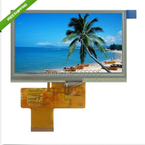 5.0 800X480 Resolution TFT LCD Module Display with Touch Panel Screen5.0 800X480 Resolution TFT LCD Module Display with Touch Panel Screen