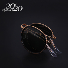 20/20 Brand New Men Folded Sunglasses Women Polarized Sun Glasses UV400 Retro Eyewear Metal Frame Gafas Oculos De Sol