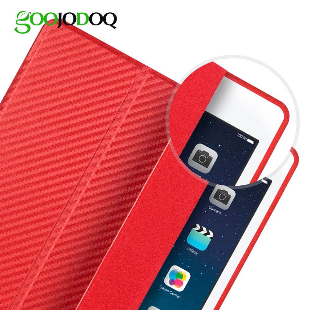 купить For iPad Air Case Silicone Soft Back Slim PU Leather Smart Cover for Apple iPad Air 1 Case Tri-Fold Stand A1474 A1475 A1476 недорого