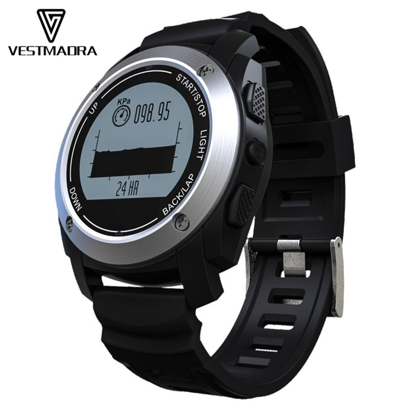 S928 GPS Outdoor Sports Smart Watch IP66 Life Waterproof with Heart Rate Monitor Pressure for Android 4.3 IOS 8.0 Above garmin fenix 5s sapphire 42mm sports gps heart rate watch with compass