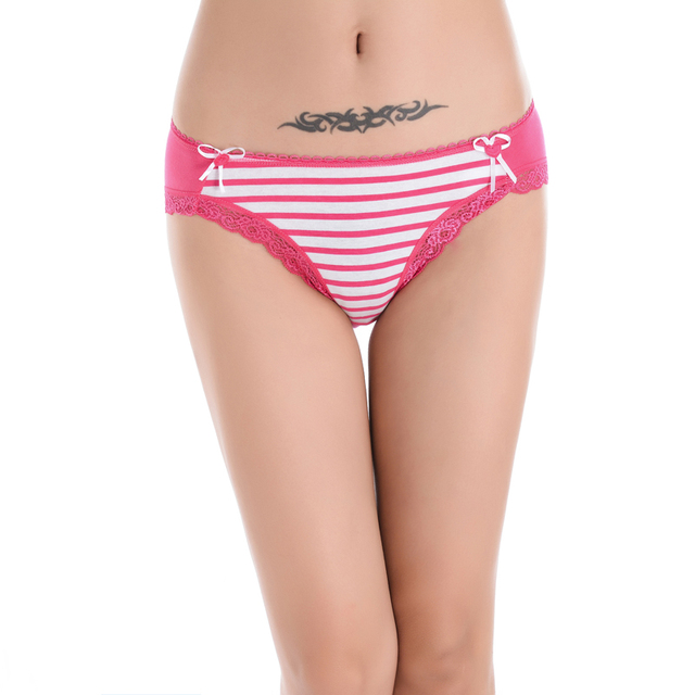 Cotton Lace Sexy women Underwear