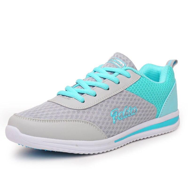 De gran Tamaño 2017 Nuevas Mujeres Al Por Mayor Casual Shoes 3 Color Zapatos Pla