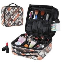 2019 new home cosmetics organizer portable skin care cosmetics storage dressing table multi-function drawer storage box