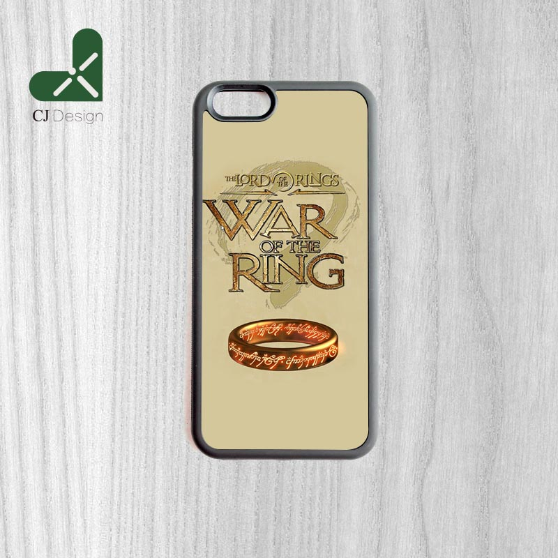 Hot Sell Durable TPU Material Lord Of The Rings Background Mobile Accessories Protection ...