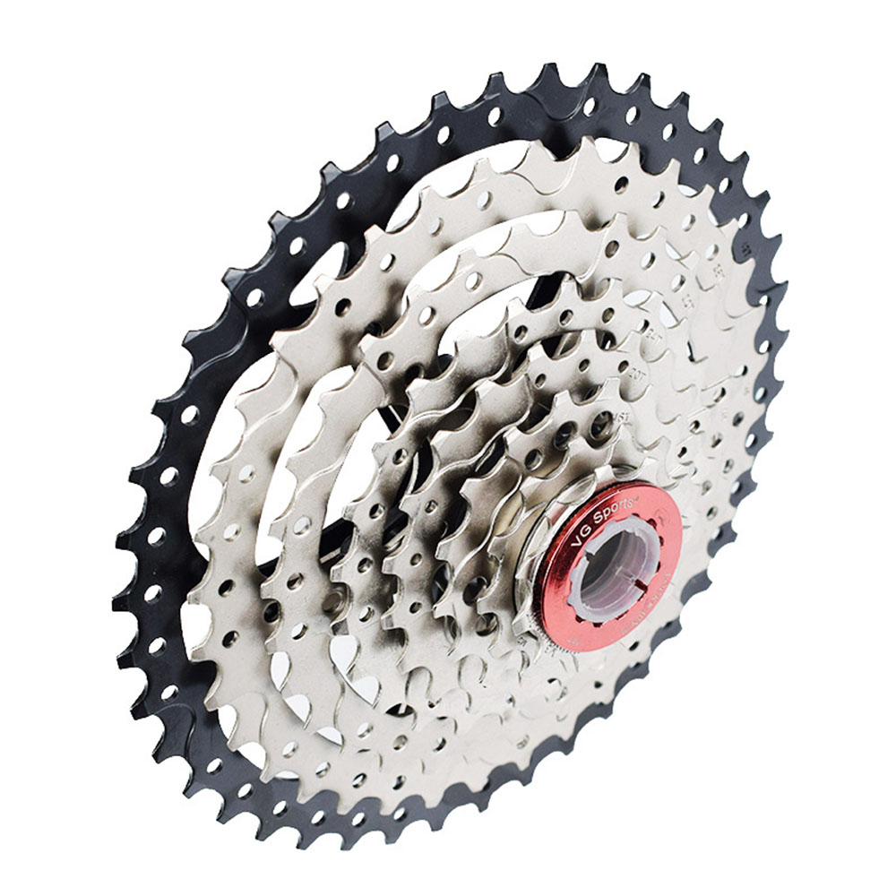VG Sports 8 Speed Cassette Mountain Bike Freewheel All Size Sprockets For Shimano Sram cdg cog Flywheel 11 32T 34T 36T 40T 42T in Bicycle Freewheel from Sports Entertainment