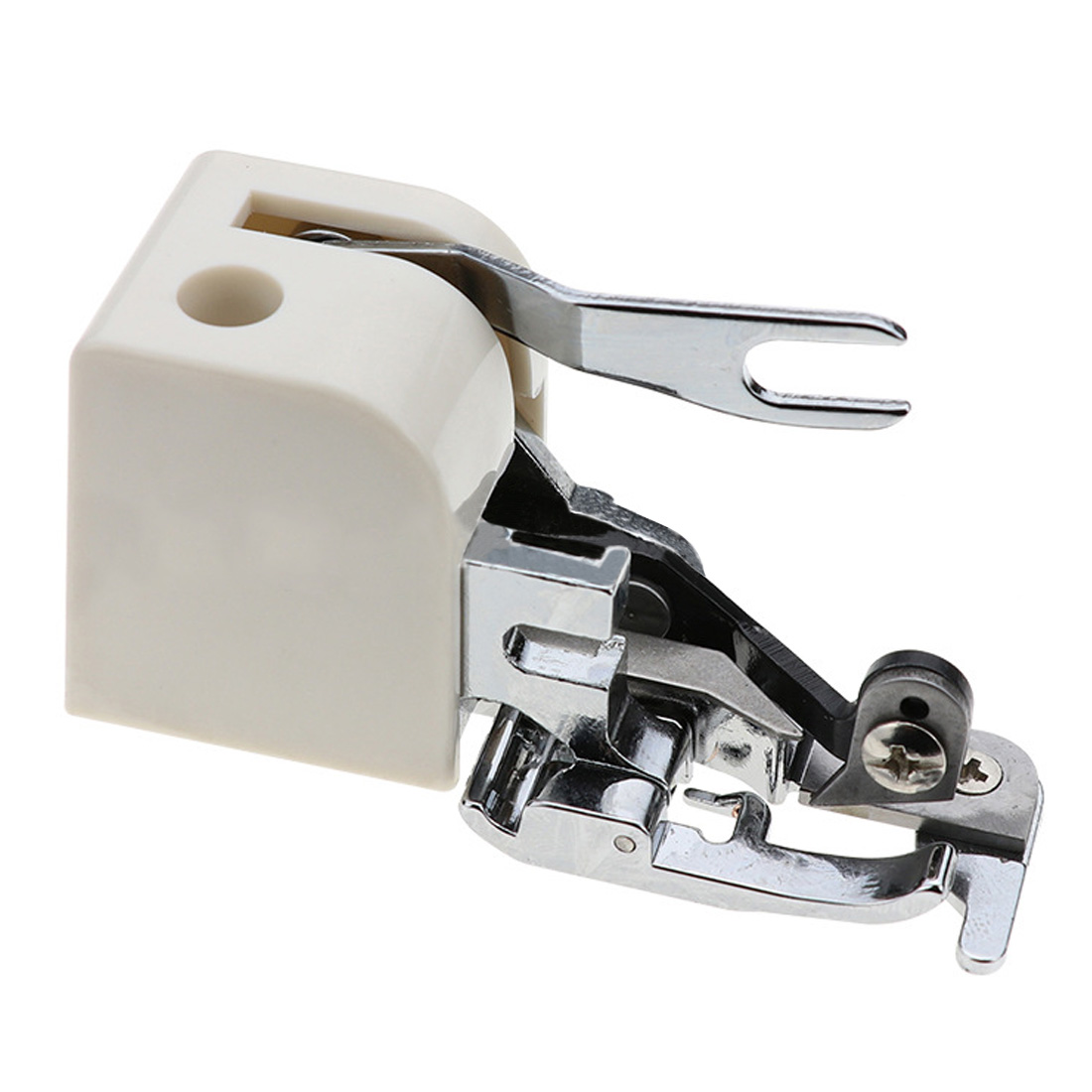 Side Cutter Overlock Sewing Machine Presser Foot Feet Sewing Machine Attachment For All Low Shank in Sewing Machines from Home Garden