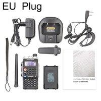 vhf uhf BF-UVB2PLUS VHF / UHF Dualband 136-174 / 400-520MHZ שתי דרך מכשיר קשר רדיו FM (2)