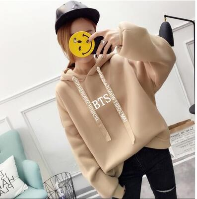 2018 new kpop bts Bangtan Boys The same paragraph clothing JUNGKOOK V Male and female st ...