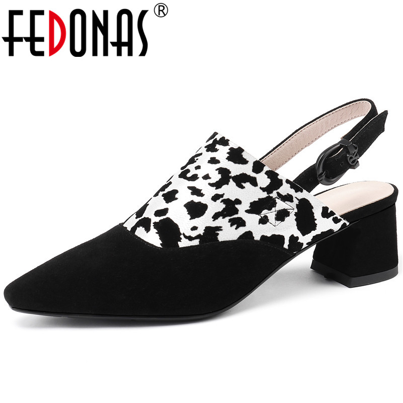 FEDONAS New Arrival  Fashion Women Pumps Sweet High Quality Square Toe Prom Shoes Spring Summer Shoes WomanFEDONAS New Arrival  Fashion Women Pumps Sweet High Quality Square Toe Prom Shoes Spring Summer Shoes Woman