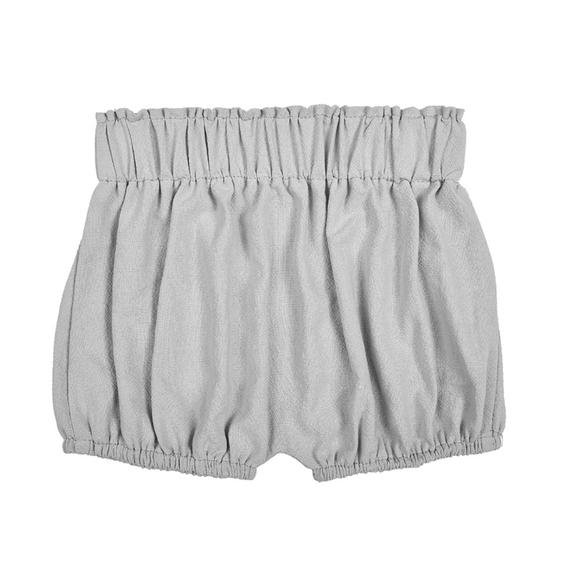 2018 Infant Baby Boy Girls Cotton   Shorts   Diaper Cover Infant Ruffle Bloomers Toddler Summer Panties Toddler Summer Solid   Shorts