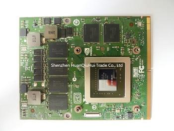 Bezpłatne dhl GTX 770 M GTX770M 3G N14E-GS-A1 karta graficzna dla D E L L N V I D I A M15X M18X M6600 M17X wyświetlacz karta graficzna GPU